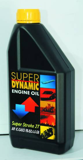 TTS Sythetic oil