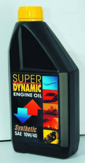 Synthetic oil 10W/40