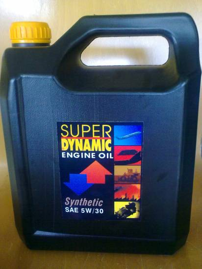 Synthetic oil 5W/30