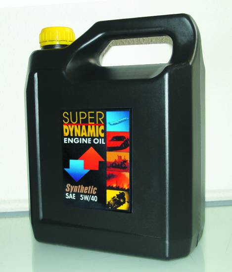 Synthetic oil 5W/40 4L